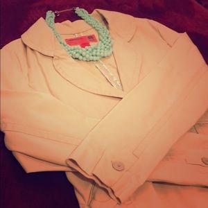 Dress jacket Cream